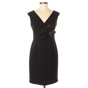 Maggy London Little Black Work Dress